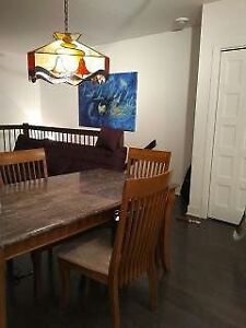 Beautiful 2 Floor Loft in great St-Henri Location AVAILABLE NOW