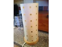 Two table lamps in good working condition