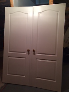 4 Pre-Hung Interior Doors For Sale