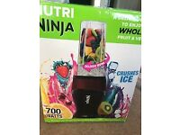 Ninja Nutri In box Brand New