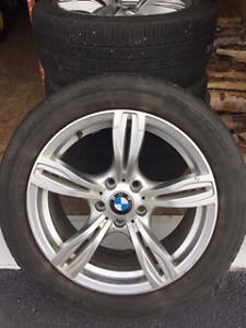BMW Tires and Rims