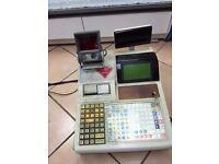 cash register / till