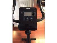 JLL JF150 Exercise Bike - Black