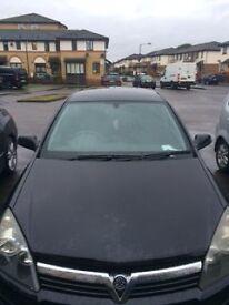 Vauxhall Astra Auto 05 Black tiptronic semi auto