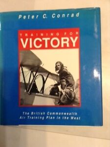 1989 book: Training for Victory, Commonwealth pilots in West