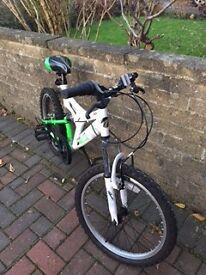 """Boys 20"""" wheel bike"""