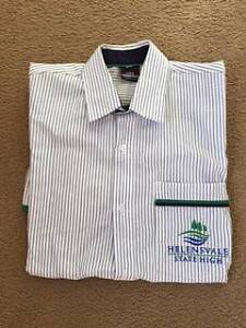 School Uniform Helensvale State High formal shirt to Gr9 Helensvale Gold Coast North Preview