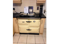 Rayburn Cookmaster 400G PX stove for sale.