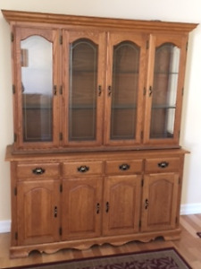 Buffet with cabinet