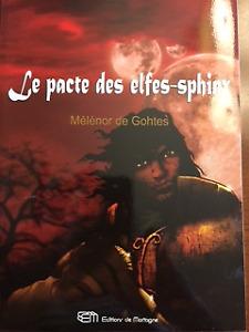 Le pacte des elfes-sphinx de Louise Gauthier