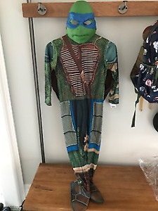 Brand new Teenage Mutant Ninja Turtle costume