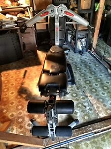 Bowflex Revolution all bells & whistles beautiful condition