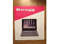 BRAND NEW Snugg iPad Air 2 360 Bluetooth Keyboard Case