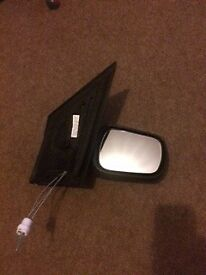 Drivers side wing mirror