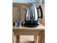 Stainless Steel electric coffee perculator