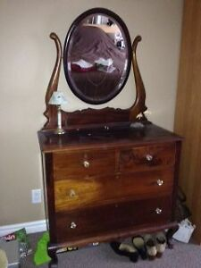 Moving must sell Antique Wood Dressers