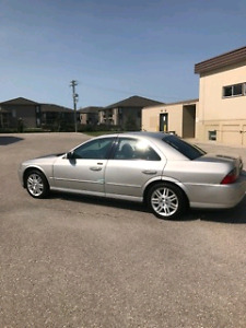 PRICE REDUCED 2004 LINCOLN LS