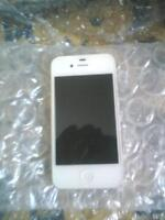 Bell and Telus iPhones-4s 16 gb-$225-white