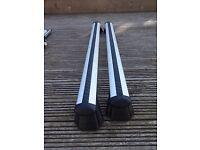 Audi roof bars S4/A4 avant