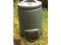 330 Litre Composter. Made from recycled plastic.