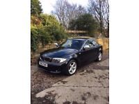 BMW 1 Series 120i Exclusive Edition Coupe, Heated Seats, Sun Protection Glass, Maintenance Pack, A/C