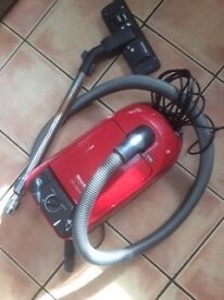 Vacuum cleaner does not work