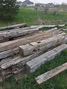 100-150 year old barn beams and boards for sale Gatineau Ottawa / Gatineau Area image 5