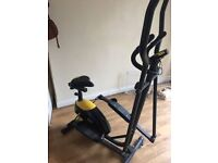 fit exercise bike and trainer :)