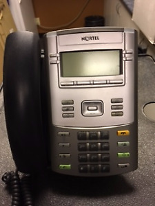 Nortel phone ip1120e