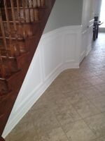 Carpentry,Crown Moulding and Trim
