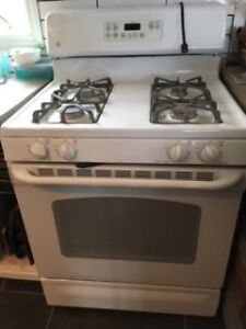 GE Gas Stove good condition