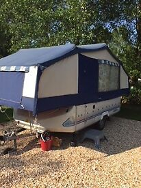 Conway Crusader - Folding Camper