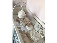 Nursery Room Set (cot not included)