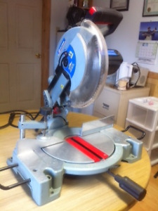 "King 10"" Compound Miter Saw"