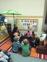 Full Time, Part time and Casual Child Care in Redcliff