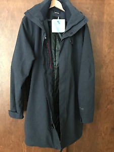 Marmot Men's Uptown Jacket XL Midnight Navy - New With Tags