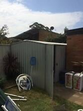 GALVINISED GARDEN SHED Hammondville Liverpool Area Preview