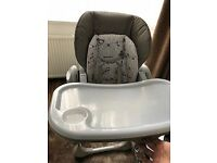 Free Chicco High Chair
