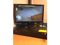 CCTV Commercial Security System for Sale
