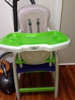 Infa-secure high chair Kirrawee Sutherland Area Preview