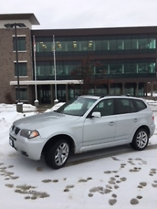 2006 BMW X3 3.0i  M-Series, M Package, SUV, Crossover