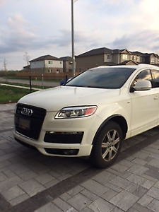 Why drive entry level car. Affordable Luxury  2009 Audi Q7 4.2L