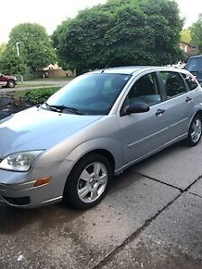 2006 Ford Focus 5dr ZX5 SES
