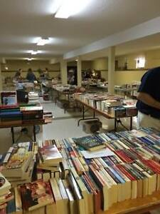 CA-R-MA Book Sale and BBQ - Saturday, Aug. 27 (9AM-3PM)