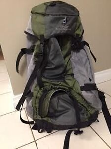 Travel backpack in great condition