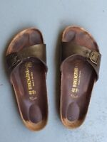 Birkenstock Womans Madrids Sandals Size 40