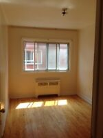 NDG, Small 3 1/2, $555,heating included.