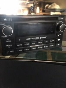 Factory KIA radio