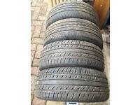 4 x Budget Tyres