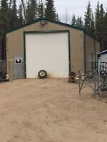 Tire Shop for Rent - Conklin, AB
